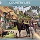 1000pcs - Country Life  - Puzzle