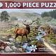 1000pcs - National Park  - Puzzle