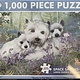 1000pcs - Westies In The Wood  - Puzzle