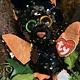 Ty Flippable Sequin Omen the Bat - Beanie Boo