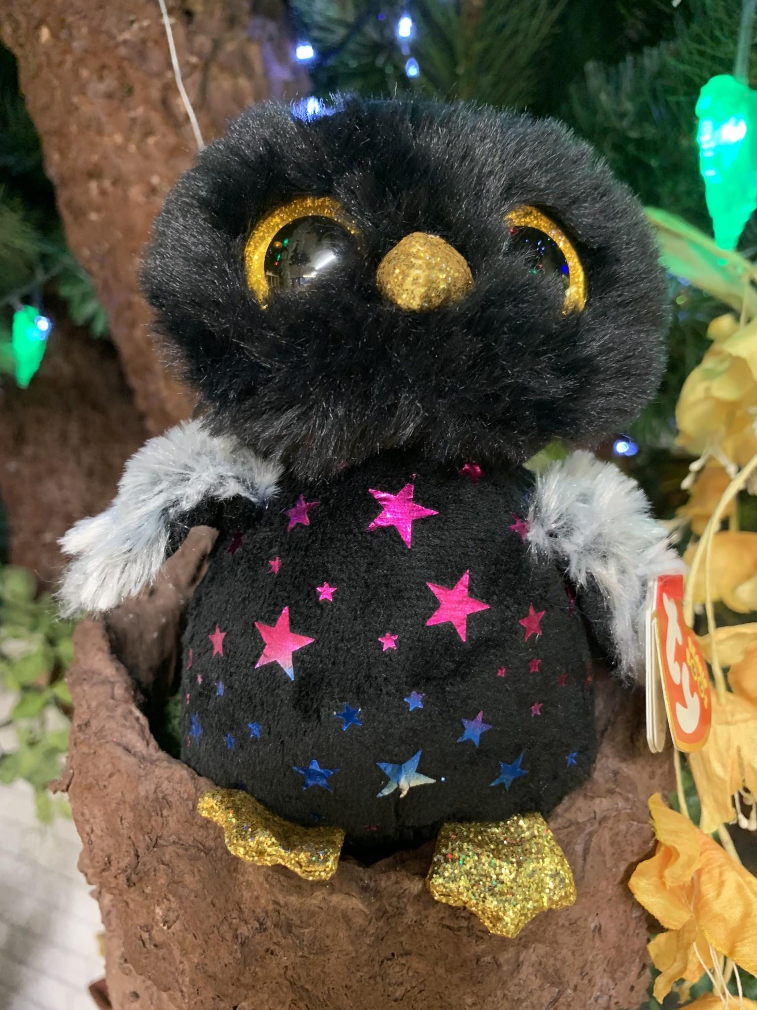 Ty Beanie Boo - Hyde the Owl