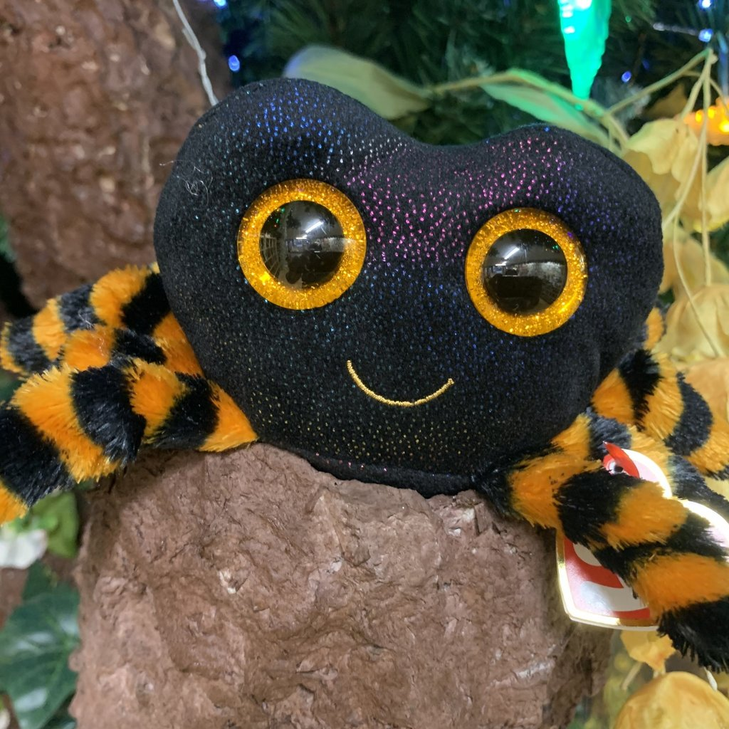 Ty Beanie Boo - Cobb the Spider