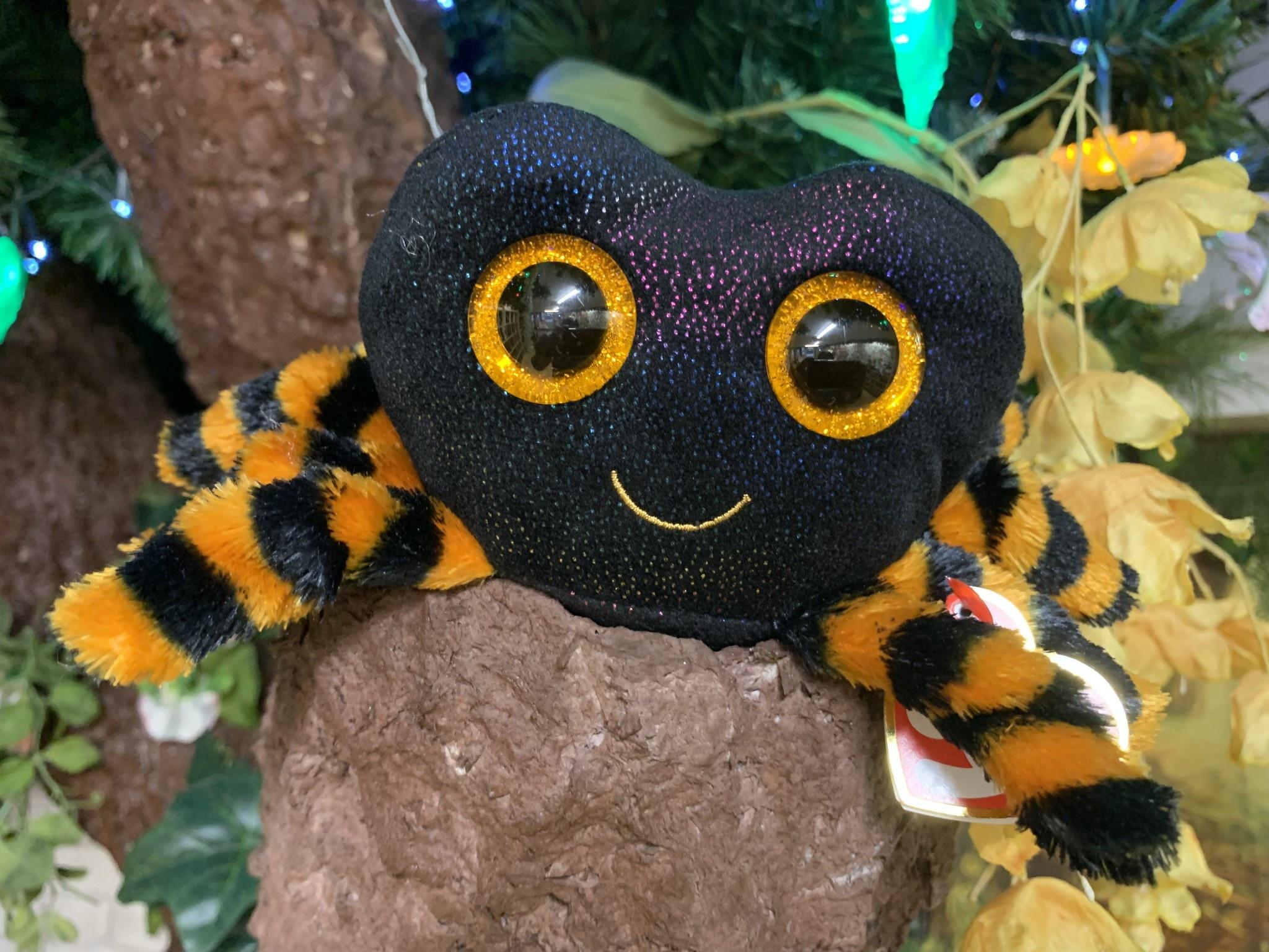 Ty Beanie Boo - Cobb the Spider