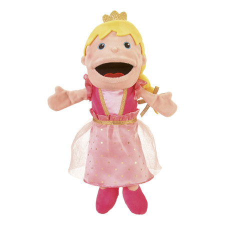 Fiesta Crafts Moving Mouth Princess Hand Puppet