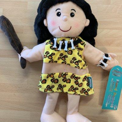 Fiesta Crafts Cave Woman Hand Puppet