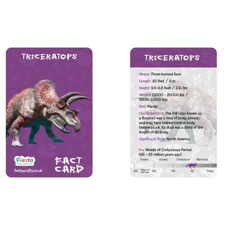 Make a Triceratops Kit