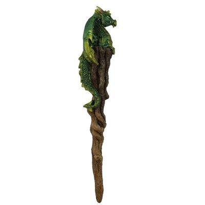 Alator Giftware Dragon Wand - Argan 24.2cm