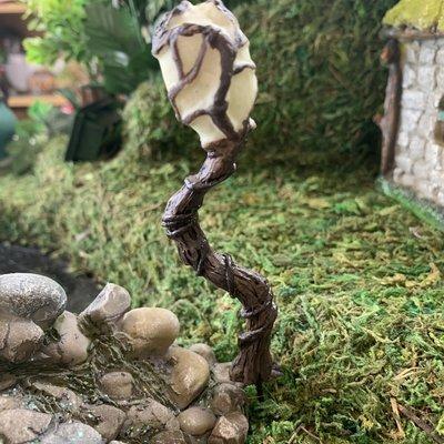 Fiddlehead Crocked Swamp Lantern