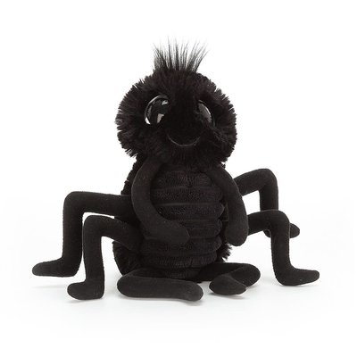 Jellycat - Pocket Pals Jellycat - Frizzles Spider