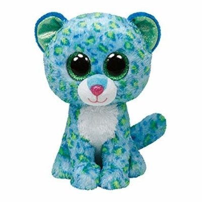 Ty Beanie Boo - Leona the Blue Leopard