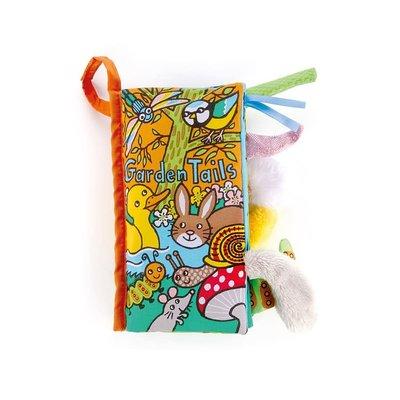 Jellycat - Soft Book Jellycat - Garden Tails - Book