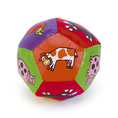 Jellycat - Baby Gift Jellycat - Farm Tails - Boing Ball