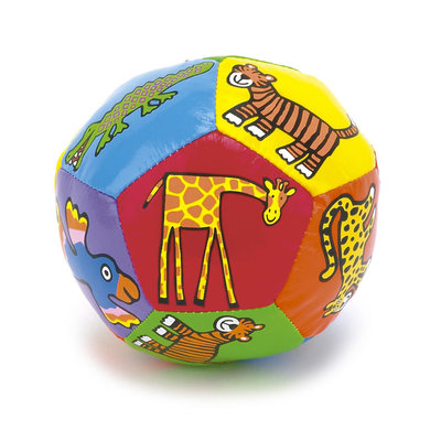 Jellycat - Baby Gift Jellycat - Jungly Tails - Boing Ball
