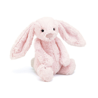 Jellycat - Bashful Jellycat - Bashful Pink Bunny - Medium