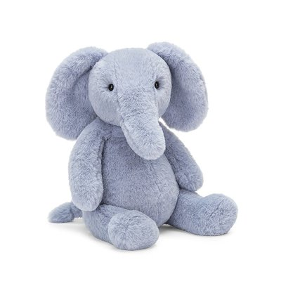 Jellycat - Super Softies Jellycat - Puffles Elephant - Small