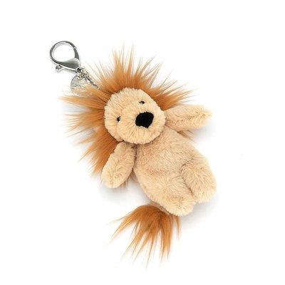 Jellycat - Bashful Jellycat - Bashful Lion - Bag Charm