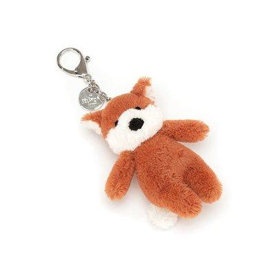 Jellycat - Bashful Jellycat - Bashful Fox - Bag Charm