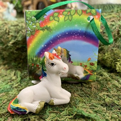 Alator Giftware Rainbow Unicorn Wishes - Small in Bag