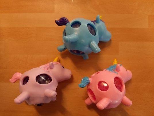 Unicorn Squeeze Ball