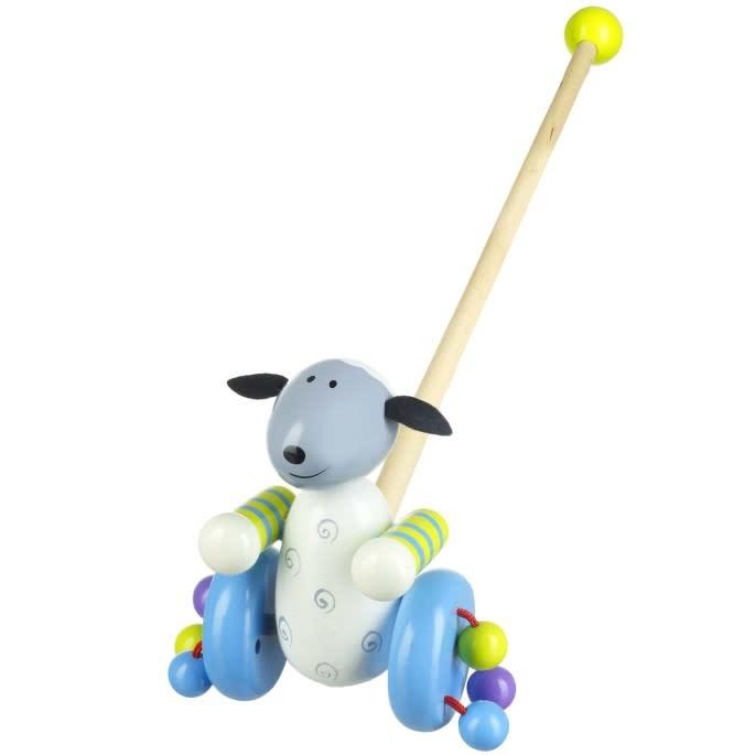 Orange Tree Toys Push Along - Sheep