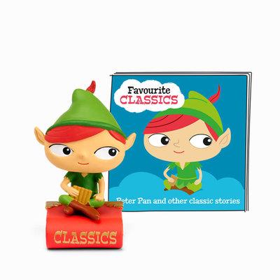 Tonies Favourite Classics - Peter Pan & Other Classic Stories - Tonies