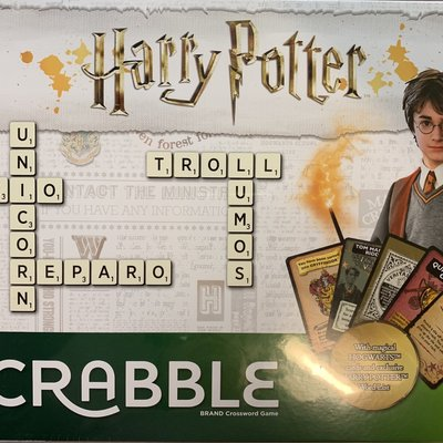 Hasbro Harry Potter Scrabble Game