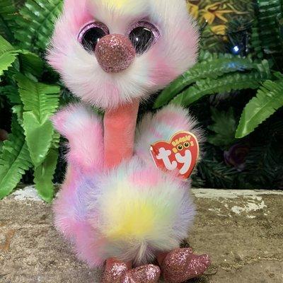 Ty Beanie Boo - Avery Ostrich