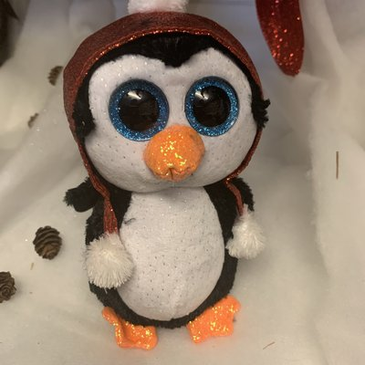 Ty Beanie Boo  - Gale the Penguin