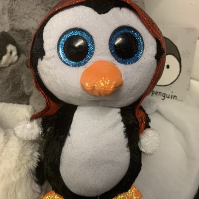 Ty Beanie Boo Buddy  - Gale the Penguin