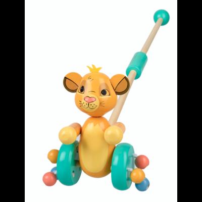 Orange Tree Toys Boxed Push Along - Simba