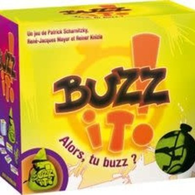 Buzz it! game