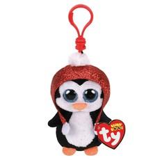 Ty Beanie Boo - Gale the Penguin xmas 2019 - Key Clip