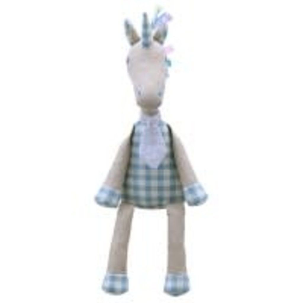 Wilberry Wilberry Linen - Unicorn Blue