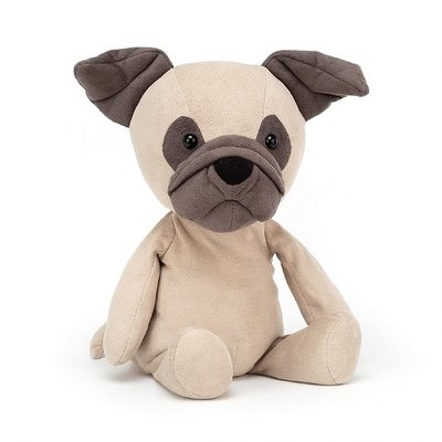 Jellycat - Little Legs Jellycat - Puppy Pal - Pablo Pug