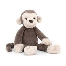 Jellycat - Beautifully Scrumptious Jellycat - Brodie Monkey - Small