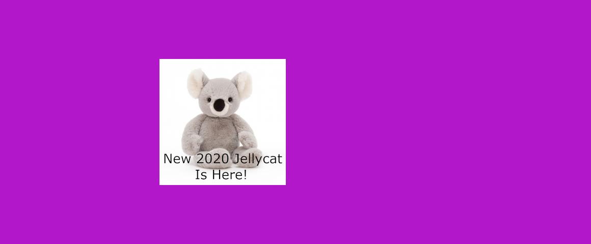 Jellycat 2020