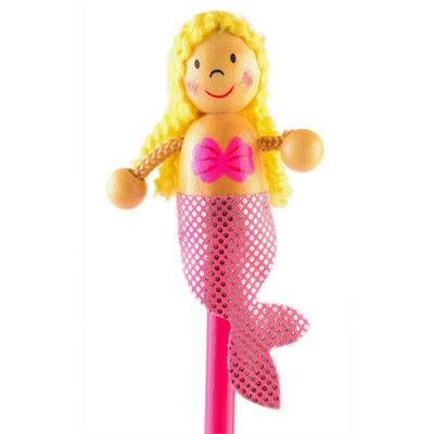 Mermaid - Character Pencil