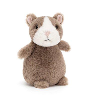 Jellycat - Little Legs Jellycat - Happy Nutmeg Hamster