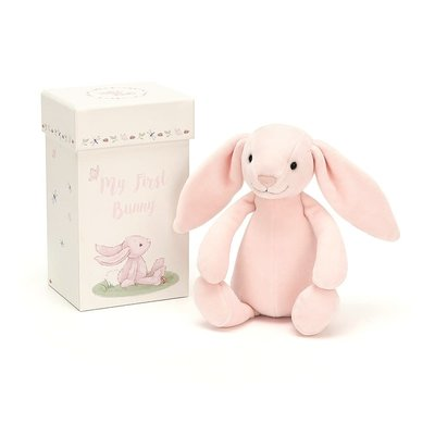 Jellycat - Baby Gift Jellycat - My First Bunny - Pink