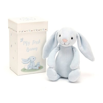 Jellycat - Baby Gift Jellycat - My First Bunny - Blue