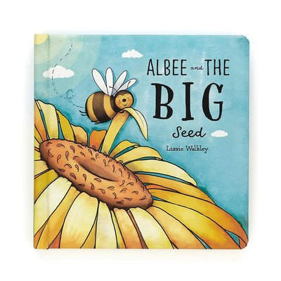 Jellycat - Story Book Jellycat - Albee and The Big Seed - Book