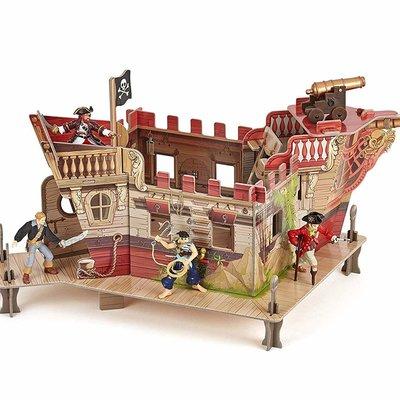 Papo Papo Pirate Fort - 3 Figurines