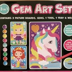 Kreative Kids 3 in 1 Gem Art Set