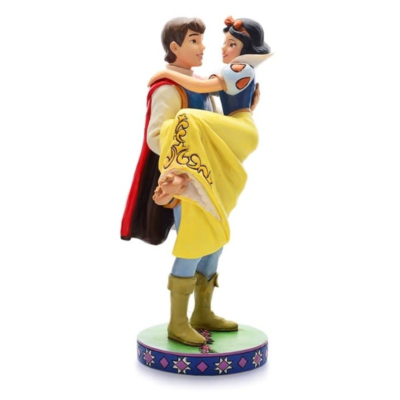 Disney Traditions Disney - Snow White with Prince - Happily Ever After