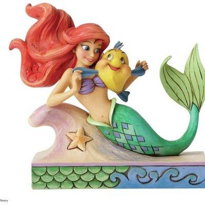 Disney Traditions Disney - Ariel - Fun And Friends