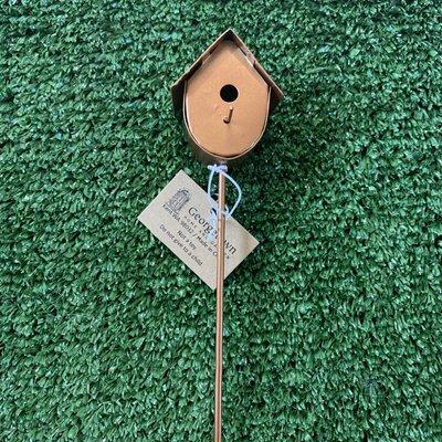 Fiddlehead Fiddlehead - Metal Bird House A