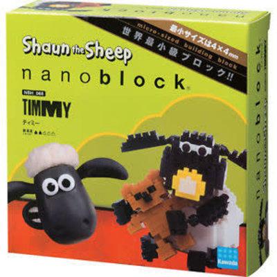 Nanoblocks Nanoblock - Shaun the Sheep - Timmy