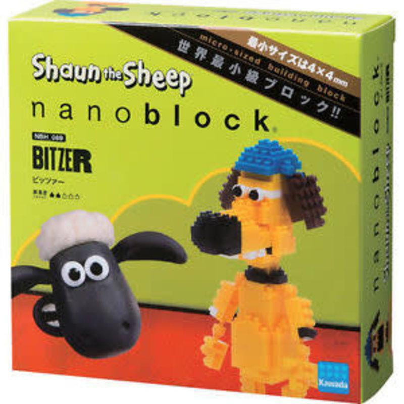 Nanoblocks Nanoblock - Shaun the Sheep - Bitzer