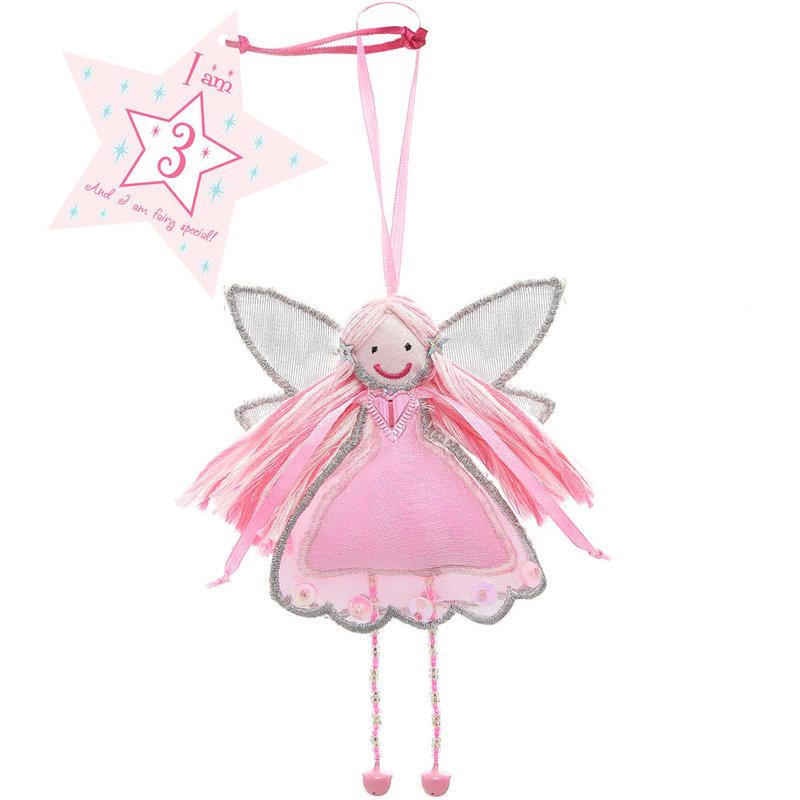 Age Fairy I am 3 .... Fairy