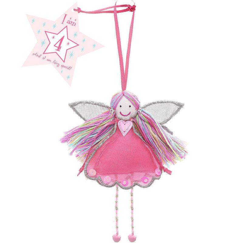 Age Fairy I am 4 .... Fairy